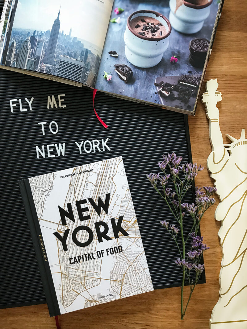 New York Capital of Food Lisa Nieschlag