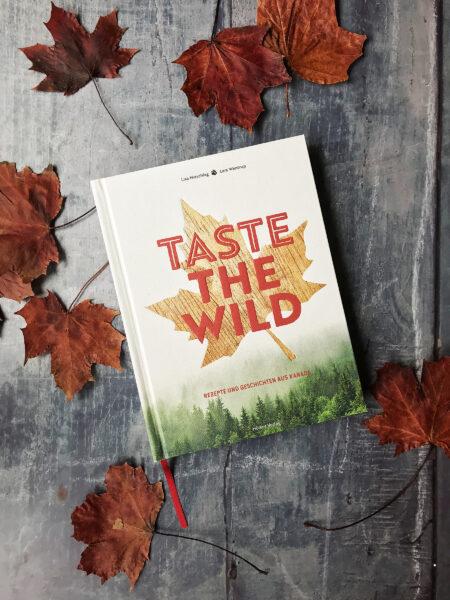 Taste-The-Wild-cover Lisa Nieschlag