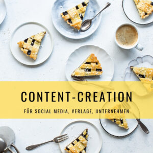 Content Kreation für Unternehmen und Verlage | Food Fotografie Münster